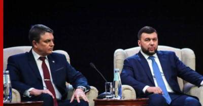 В ДНР и ЛНР создано единое экономическое пространство