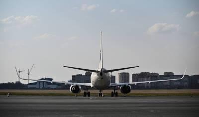 Вылетевший из Екатеринбурга самолет вернулся в аэропорт из-за отказа двигателя