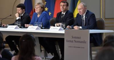 Стало известно, за что Зеленский дал Меркель орден Свободы: Остановила на Донбассе путинские танки