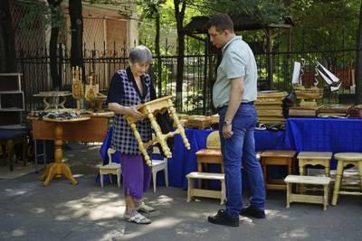 Мебель из колоний можно купить в Хабаровске в первый день голосования