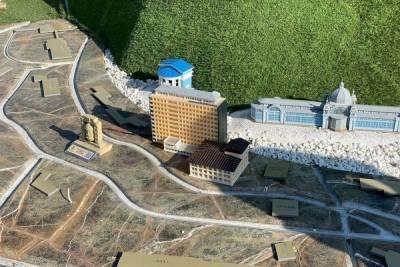 Железноводский остров Гулливеров превратился в строительную площадку