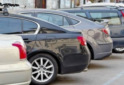 В Украине установили единую цену на регистрацию автомобилей и хранение номерных знаков