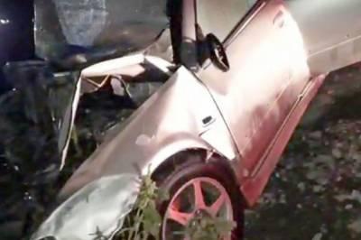 В Хабаровском крае в лобовом ДТП погиб один человек и четверо пострадали