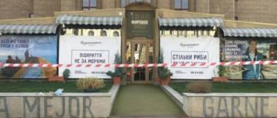 В Харькове в собственном ресторане застрелился бизнесмен Олег Привалов
