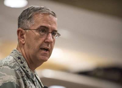 Американский генерал Хайтен заявил, что армия России обладает «невероятной мощью»