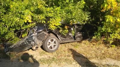 ДТП с 5 машинами произошло в воронежском Шилово: один из водителей скрылся