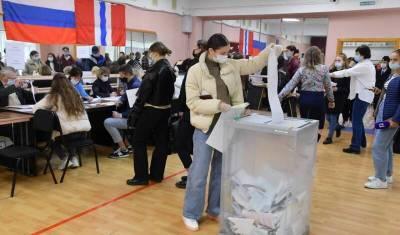 """В ЦИК сообщили о нарушениях """"дня тишины"""" в первый день голосования"""