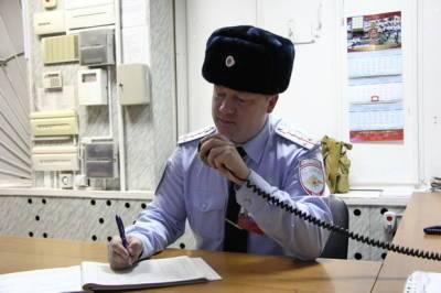 Под Воронежем неизвестный в бронежилете напал на отдел полиции, взорвав бомбу
