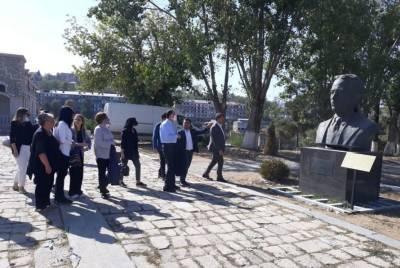 Делегация ОИС прибыла в город Шуша