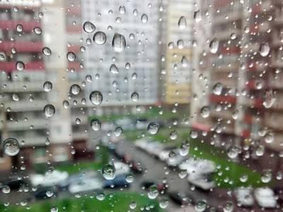 В Москве плюс четырнадцать и небольшой дождь