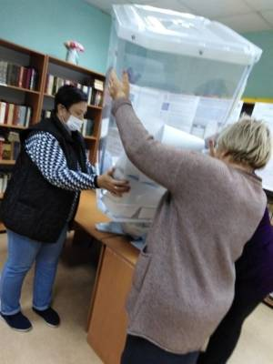 По итогам второго дня в Ульяновской области проголосовали 28,05% избирателей