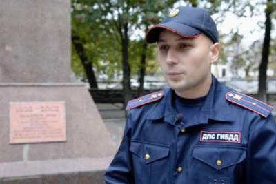 Мать героя-полицейского Калинина рассказала про звонок сыну после происшествия в вузе