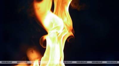 В Могилеве при пожаре дома погиб мужчина